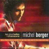 Les Plus Belles Chansons de Michel Berger | CD | état bon