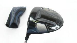 New! Left Handed Wilson D9 10.5* Driver Tensei Blue Stiff w/Headcover 286386