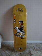 """Enjoi Skateboard Deck - New Deal - Louie Barletta 8.375"""""""