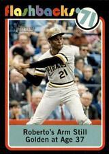 2020 Topps Heritage #BF-11 Roberto Clemente Pittsburgh Pirates