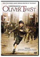 Oliver Twist (2005)  Ben Kingsley OOP DVD  Sony 2006