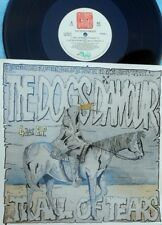 Dogs D'Amour ORIG UK PS 12 EP Trail of tears EX '89 China CHINX20 Glam Metal