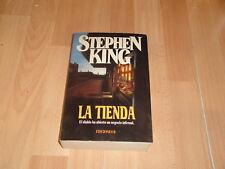 LA TIENDA STEPHEN KING LIBRO PRIMERA EDICION DEL AÑO 1994 EN BUEN ESTADO
