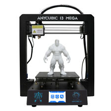 "ANYCUBIC Upgrade Full Metal I3 Mega 3D Printer with Ultrabase Heatbed 3.5"" TFT"