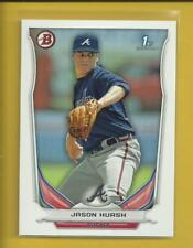 Jason Hursh RC 2014 1st Bowman Prospects Rookie Card # BP1 Atlanta Braves MLB