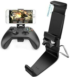 Mobile Phone and Controller Clip Holder for Xbox-One and other Controllers