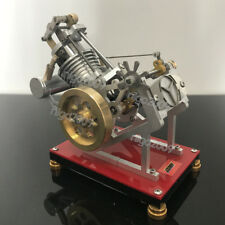 AWESOME Stirling Engine Motor Toy Flame Eater Fire Eater Mini Motor Engine SOHC