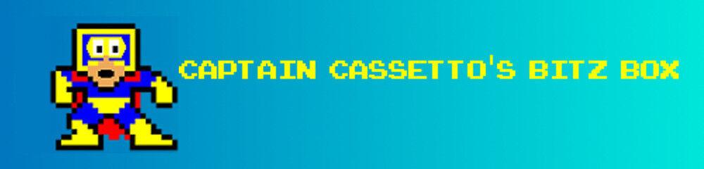Captain Cassetto's Bitzbox