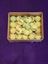 25 Used Tennis Balls - Dog Toys, Floor Protector, Baseball, Walker .