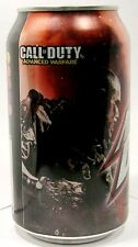 FULL Mountain Dew Call of Duty Advanced Warfare Game Fuel Cherry Citrus USA 2014