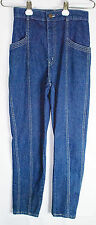 Vintage Chic Jeans Size 8/9 High Waist Regular Length 2 Pocket