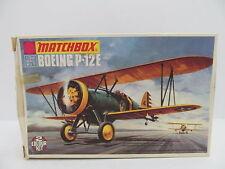 MES-44945Matchbox PK-3 1:72 Boeing P-12E Bausatz geöffnet,