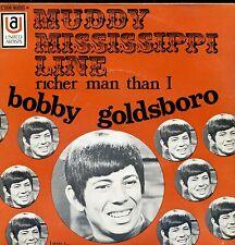 7inch BOBBY GOLDSBORO muddy mississippi line FRANCE EX+  +PS