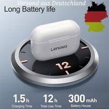 Kopfhörer Bluetooth 5.0 Lenovo LP1s Ohrhörer Headset Touch Control mit Ladebox..