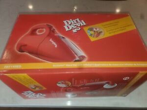 Dirt Devil Corded 0871 Scorpion Handheld Vacuum & Attachments