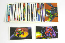 1996 Skybox Panini X-Men Sanctuary Album Sticker Set (66)