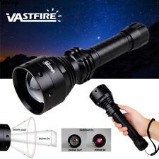 850nm Infrarot-Licht Zoom Osram Taschenlampe Jagen Lamp Illuminator Nachtsicht