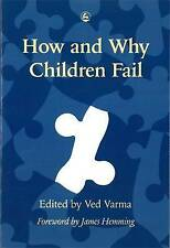 How and Why Children Fail-ExLibrary