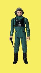 Kenner Star Wars Last 17 A-Wing Pilot Vintage Action Figure Rare 1985