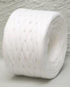 Paper Raffia Off White 4mm Wide 100 metres