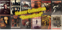 Horror Collection $1.99 DVD's  -  Choose From List [Buy 4 & Get 1 Free]