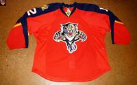 Florida Panthers * 14/15 * No. 12 * Jimmy Hayes * red/home/set 2 (23 games) *