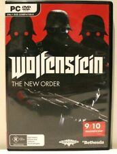 Wolfenstein: The New Order - PC DVD-Rom Game In Very Good Condition