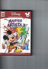 GIOCO PC - DISNEY MAGICO ARTISTA - N.3 - DISNEY INTERACTIVE - 2002