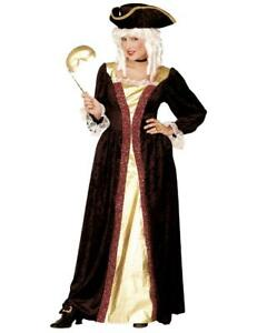 Costume Carnaval Femme Noble Vénitien Ps 26284
