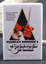 "Clockwork Orange Movie Poster 2"" X 3"" Fridge / Locker Magnet. Cult Classic"