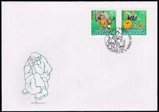 CEPT 1997/ Liechtenstein MiNr 1145/46 FDC