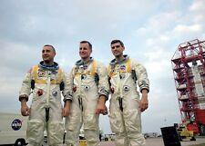Remembering Apollo 1 Crew-.Gus Grissom, Edward H. White II & Roger B. Chaffee