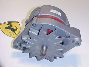 Ferrari Engine Alternator_Fan_308_365_400_Bosch 80 Amp OEM