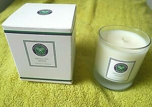 THE CHAMPIONSHIPS WIMBLEDON FRESH CUT GRASS SCENTED CANDLE - NEW BOXED - RARE