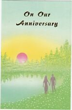 Anniversary Card with Envelope General
