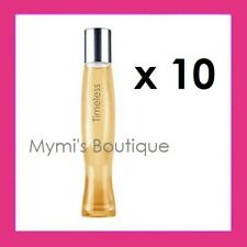 Lot 10 TIMELESS eau x de toilette Avon - parfum floral et chypré, lot économique