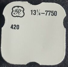 Valjoux (ETA) Caliber 7750 Part Number 420 (Crown Wheel)