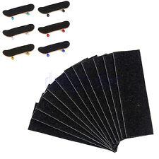 Tech Deck Impostazione 30mm fbuk Fingerboard Deck in vero legno design 8 Ruote Cuscinetto
