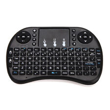 2.4Ghz Mini Wireless Keyboard with Touchpad for PC Android Smart TV BOX