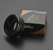 LEINOX OM-NEX Adapter for Olympus OM Lens to Sony Emount A7R A7II VG10