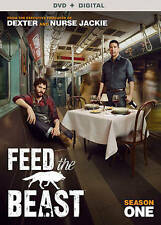 Feed the Beast: Season 1 (DVD + Digital) Brand new/Sealed w/Slipcover  FREE SHIP