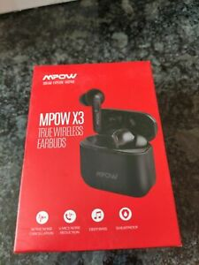 Mpow X3 ANC True Wireless Earbuds Bluetooth 5.0 Active Noise Cancelling Headset