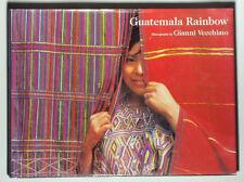 BOOK Guatemala Weaving & Costume regional ethnic fashion folk costume Mayan art
