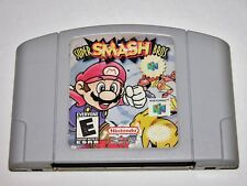 Super Smash Bros. for Nintendo 64 N64 Mario Zelda Kirby *TESTED* *AUTHENTIC*