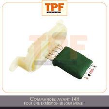 APPAREIL DE COMMANDE CHAUFFAGE VENTILATION RENAULT LAGUNA  7701207853 7701206540
