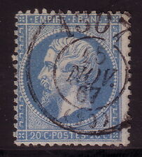 EMPIRE - N°22 - OBLITERATION CACHET A DATE 1307 - BUREAU DE PASSE DE DIJON