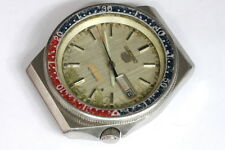 Seiko 6309-8360 sports mens watch for PARTS/RESTORE - 136466