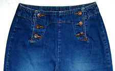 Lord & Taylor High Rise Jeans_ Sz 2 _*25 x 29 x 11*_ Double Button _Free $hip