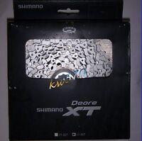XT - Cassetta Shimano XT CS-M770 11-32T o 11-34T x sistemi a 9 velocità/speeds b