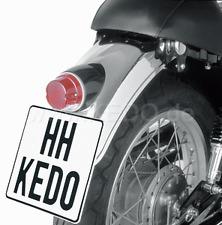 Yamaha SR500 Lentille Rouge Pour Classiques Feu arrière QZ50106